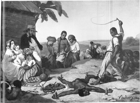 Dr. Pinckard's account of the torture of enslaved Africans in Berbice — Medium | Whiteness & White Privilege | Scoop.it