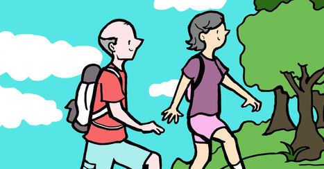 Walking In Nature: 10 Unexpected Health And Wellness Benefits   Boxkarts   Scoop.it
