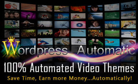 30 Free and Premium WordPress Video Themes   Get your PSD's Converted to HTML   Scoop.it