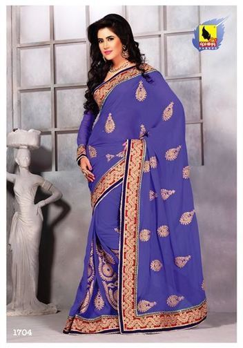 Party wear saree online | Indian Women Clothing | Scoop.it