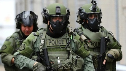 A Video Introduction to Police Militarization | Xpose Corrupt Courts | Scoop.it
