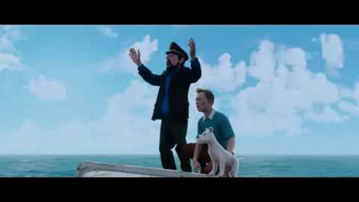CultBox - Tintin - Trailer 2 | Machinimania | Scoop.it