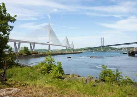 Forth Bridge faces £4.4m compensation black hole - Transport - Scotsman.com | Today's Edinburgh News | Scoop.it