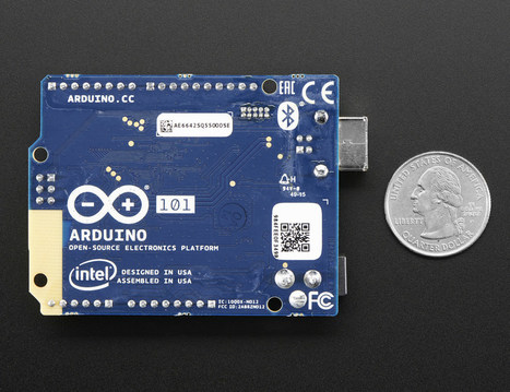 Arduino 101 with Intel Curie | Raspberry Pi | Scoop.it