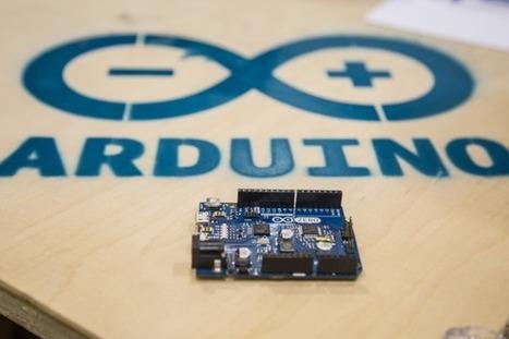 Talking Arduino Zero with Atmel | Raspberry Pi | Scoop.it