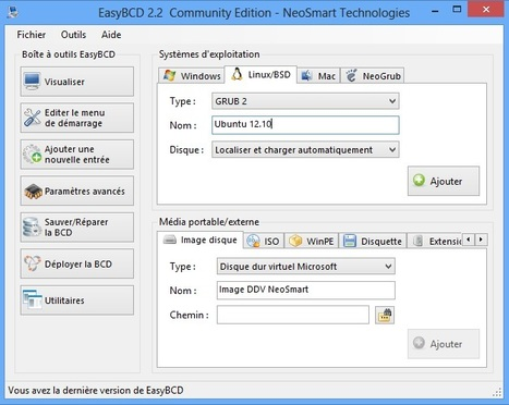 Dual-boot Windows 8 et Ubuntu 12.10 / 13.04 [Tuto] | Time to Learn | Scoop.it