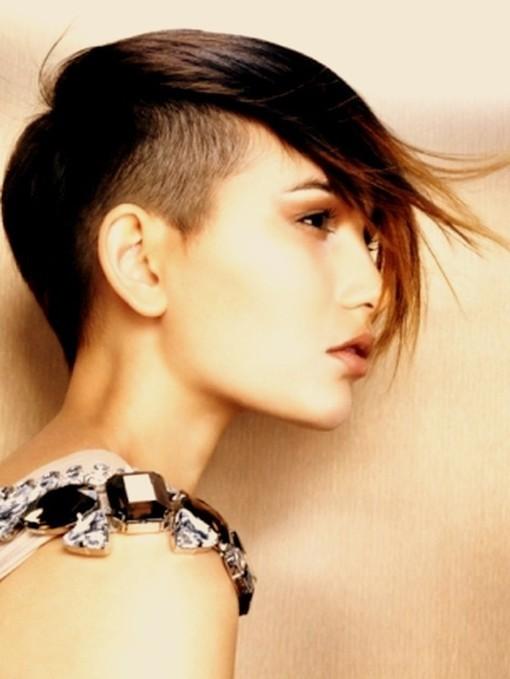 Mohawk Hairstyles for Girls | kapsel trends
