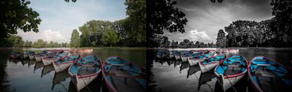 Tutoriel Lightroom gratuit : créer une photo noir et blanc avec effet ... | Photographie | Scoop.it