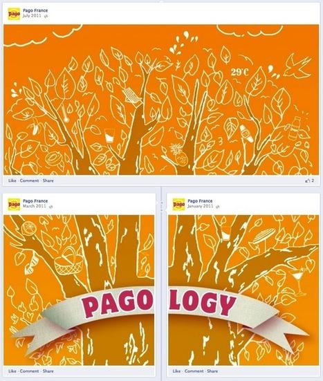 Petites astuces utiles pour animer une page Facebook ... en image | Veille et Community Management 2.0 | Scoop.it