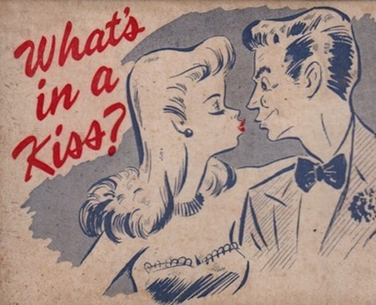 What's In A Kiss? | Sex History | Scoop.it