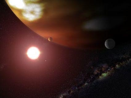 Tens of Billions of Earth-like Rocky Planets Orbit Red Dwarf Stars in Milky Way Alone | Science Communication from mdashf | Scoop.it