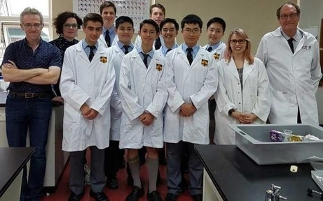 Breaking good: Australian schoolboys reproduce Martin Shkreli-hiked drug for £1 a pill | Medicine and Psychiatry | Scoop.it