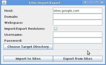 En la nube TIC: Importar o exportar un site de Google | google + y google apps | Scoop.it