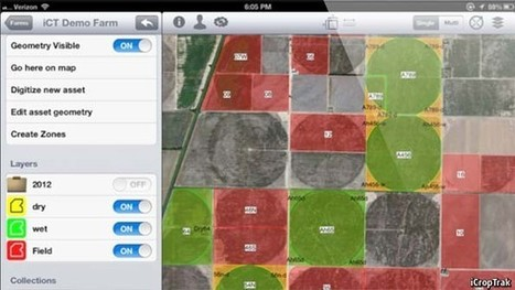 Farming apps: virtual fields | Technoculture | Scoop.it