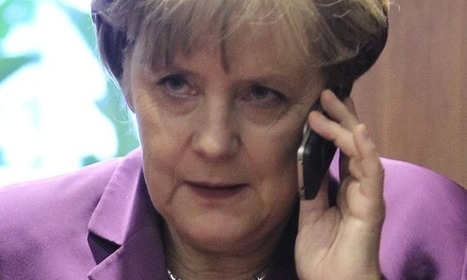 Merkel's call to Obama: are you bugging my phone? | international security in a globalised world | Scoop.it
