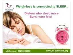 Is sleep connected to weight loss? | BEAUTY ART | Scoop.it