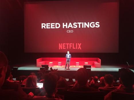 Netflix ou l'art de la communication expérientielle | Video_Box | Scoop.it