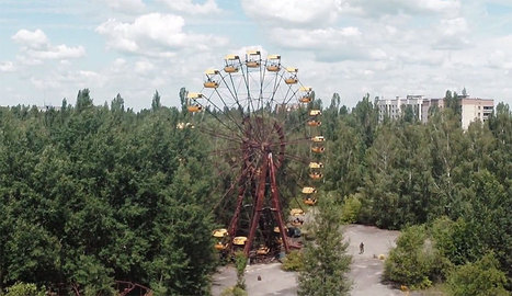 Post-Apocalyptic Aerial View Of Pripyat And Chernobyl Filmed With Drone | 16s3d: Bestioles, opinions & pétitions | Scoop.it