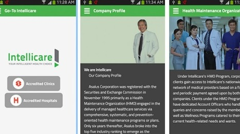 Mobile apps emerging as essential population health tools | M-HEALTH  By PHARMAGEEK | Scoop.it