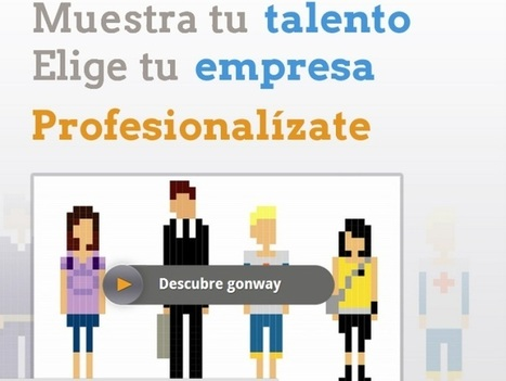 Plataforma de universitarios para empleo Gonway | A New Society, a new education! | Scoop.it