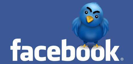 Twitter se integra a Facebook con imágenes y hashtags | Aprendiendo a Distancia | Scoop.it