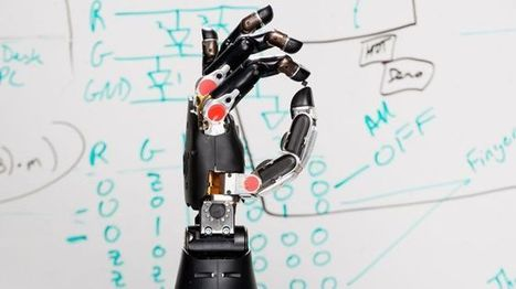 Robohand: DARPA's bionic arm can be controlled by your brain | Importance of the future. | Scoop.it