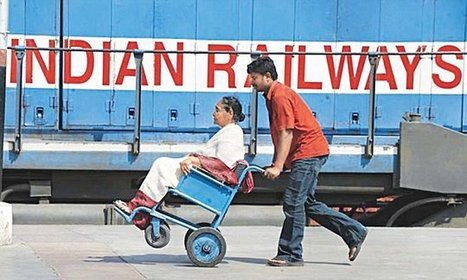 Svayam audit reveals Indian Railway coaches are not disabled-friendly | Accessible Travel | Scoop.it