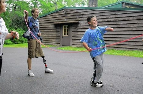 Pittsburgh-area camp for young amputees enjoying success after restart | Differently Abled and Our Glorious Gadgets | Scoop.it
