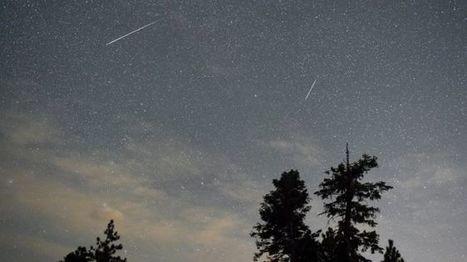 Este fin de semana podremos ver una espectacular lluvia de estrellas en todo el mundo | Recull diari | Scoop.it