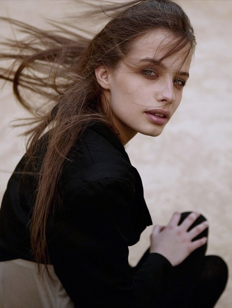 [freshly on board] Aira Janulyte @ Muse NYC ('development' division) | CHICS & FASHION | Scoop.it