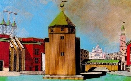 El relato análogo de Aldo Rossi | TECNNE - Arquitectura y contextos | Marcelo Gardinetti | Scoop.it