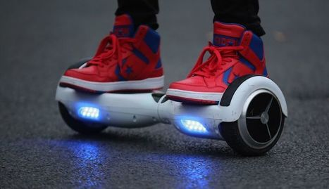 Officials Warn of Explosion Risk in Hoverboards | Internet of Things - Technology focus | Scoop.it