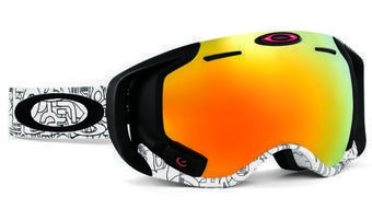 Oakley's Airwave goggles: Fighter pilot gear for the slopes? | #GoogleMaps | Scoop.it