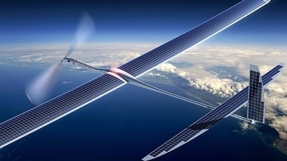 Facebook Drones! from Tech News Today | An Eye on New Media | Scoop.it