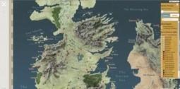 5 sites avec des cartes originales - Allweb2 - Les Outils du Web | Des ressources numériques pour enseigner | Scoop.it