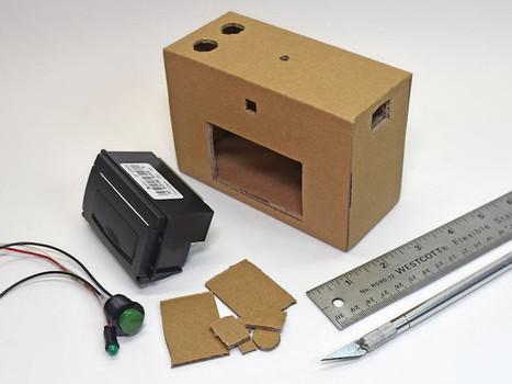 Créez votre propre Polaroid DIY avec un Raspberry Pi, et une imprimante thermique | La technologie au collège | Scoop.it