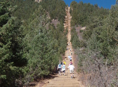 Manitou Incline | Colorado Fun Spots (Denver Metro and West) | Scoop.it