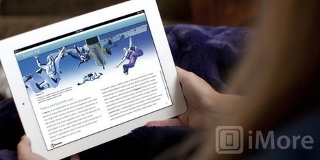 How to save PDF files from Safari directly to iBooks | The iPaddict | Edtech PK-12 | Scoop.it
