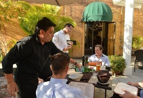 Le Marche Food at the Giardino Restaurant in Thousand Oaks, USA   Events, Travel & Shops   Scoop.it