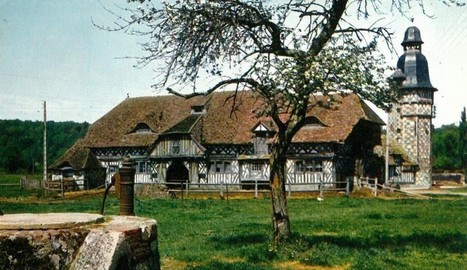 The dream, and nightmare, of La ferme du Val Gallerand – Normandy Then and Now   Normandy Then and Now   Scoop.it