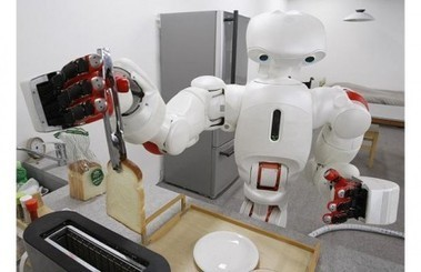 Will we be able to resist the robots' advances? - Telegraph.co.uk (blog) | Internet of things | Scoop.it
