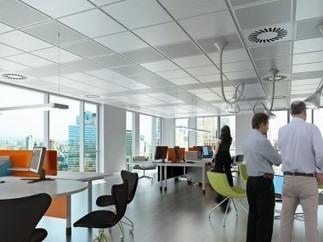 Armstrong  dope l'inertie thermique des bâtiments | Le flux d'Infogreen.lu | Scoop.it
