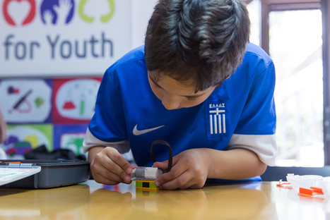 Επισκέψεις σχολείων στον STEM Education -Οι φυσικές επιστήμες και η εκπαιδευτική ρομποτική γίνονται «παιχνίδι» | Differentiated and ict Instruction | Scoop.it