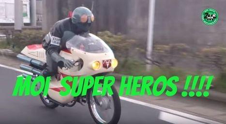 ZM : Zone-Motards : Un Super héros motard fou ou sérieux !?   L'actu sociale des motards (par Zone-Motards.net)   Scoop.it
