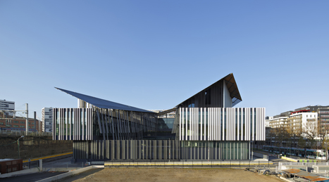 Macdonald Public Facility Complex  / Kengo Kuma & Associates | retail and design | Scoop.it
