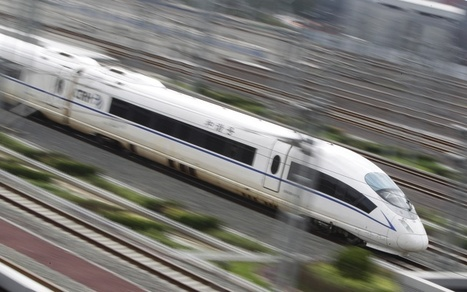 How Green Is High-Speed Rail? | green streets | Scoop.it