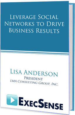Consulting -- LMA Consulting Group, Inc. | Networking360 | Scoop.it