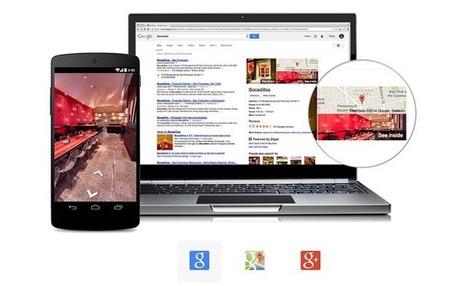 Google Street View remplace Business View et servira à publier dans Google Maps | Animation Numérique de Territoire | Scoop.it