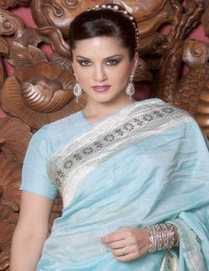 Indian Saree Designs: Indian Saris- Bold and Simple | zarilane | Scoop.it