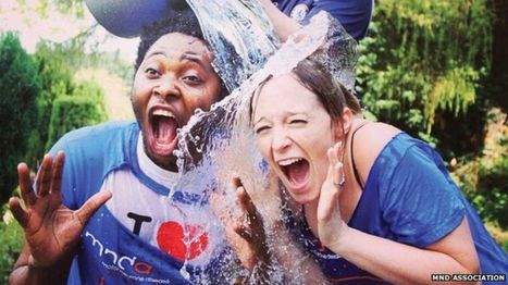Ice Bucket Challenge funds gene discovery in ALS (MND) research - BBC News | Motor Neurone Disease | Scoop.it